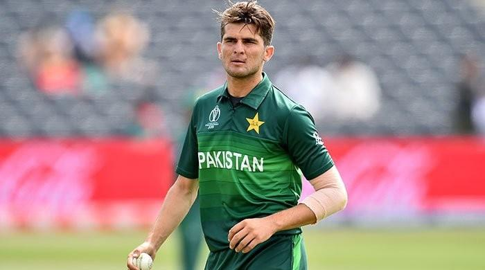 Shaheen becomes youngest bowler to claim four-wicket haul in World Cup