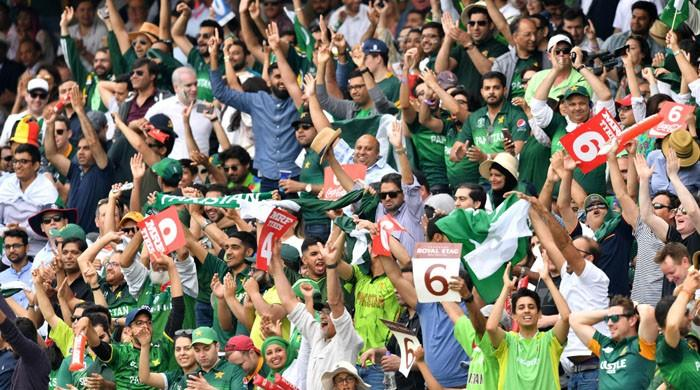 ICC promises appropriate action against rowdy fans
