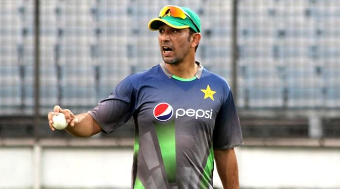 Azhar Mahmood says final minutes of PAKvAFG match career's 'most testing moment'