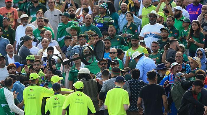 UK govt condemns violence during Pakistan-Afghanistan World Cup clash