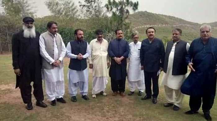 15 MPAs in Bani Gala? The first of many trips to come