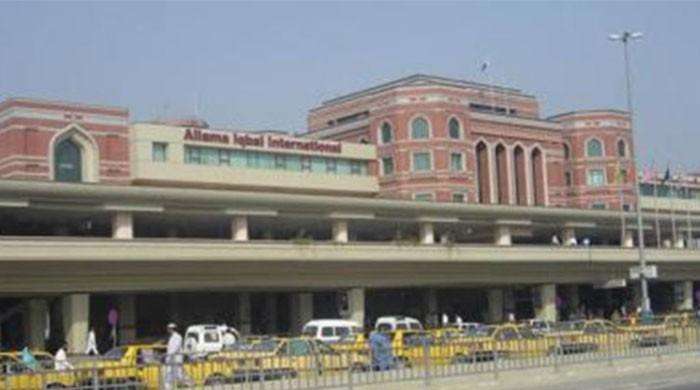 Two killed in firing at Lahore airport