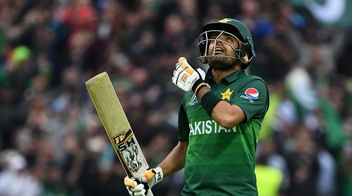 Babar Azam becomes leading Pakistani run-scorer in a World Cup edition