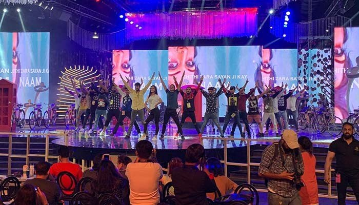 Behind the scenes at the Lux Style Awards 2019 final rehearsals