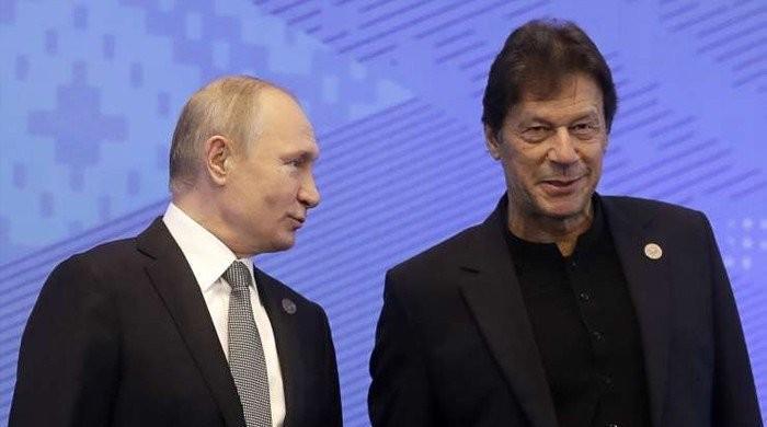 PM Imran Khan to visit Russia on President Putin's invitation: sources