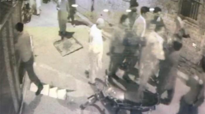 Rawalpindi police tear off women's clothes during gambling den raid
