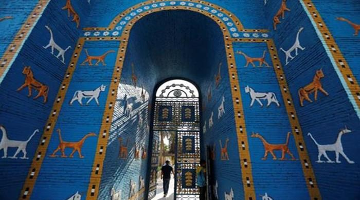 Ancient Iraqi city of Babylon designated UNESCO World Heritage Site