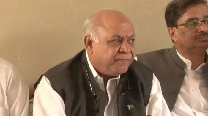 Rahbar Committee unanimously names Hasil Bizenjo for post of Senate chairman