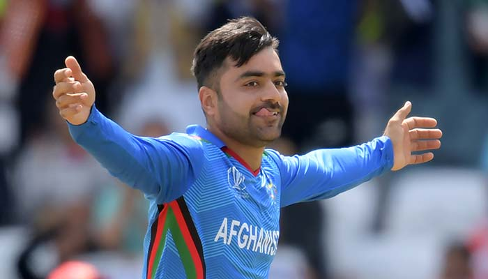Rashid Khan named Afghanistan captain across all formats
