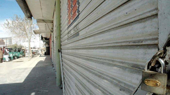 Lahore, Karachi traders divided over strike called against taxes