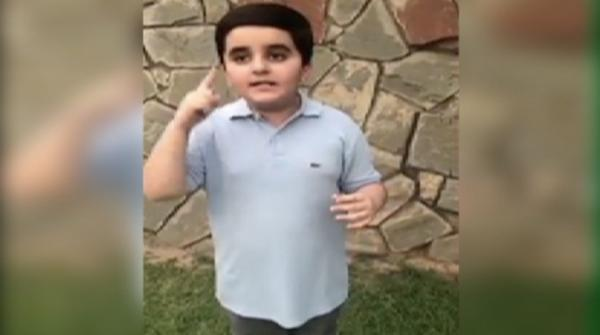 Watch: Pakistani kid explain taxes