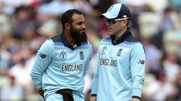 'Allah was with us,' England's Adil Rashid told skipper Morgan