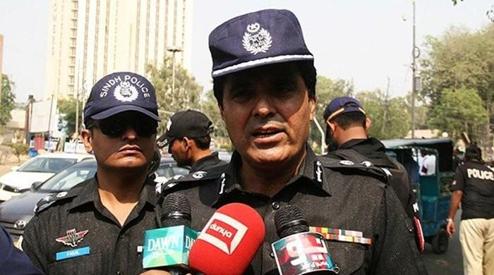 Karachi police chief transferred in major Sindh Police reshuffle