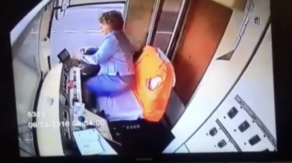 Texting tram driver causes derailment