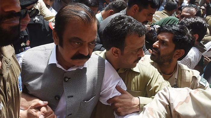 Court adjourns case against Rana Sanaullah until ANF provides record