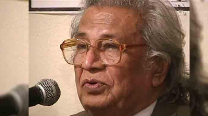 Renowned Pakistani poet Himayat Ali Shair passes away in Canada