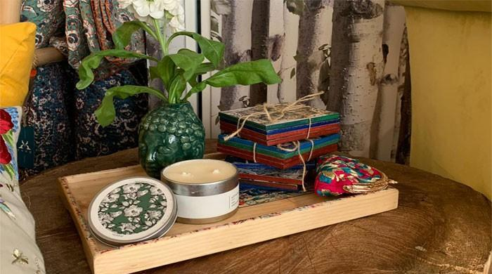 Handmade artisan Pakistani products launched in London