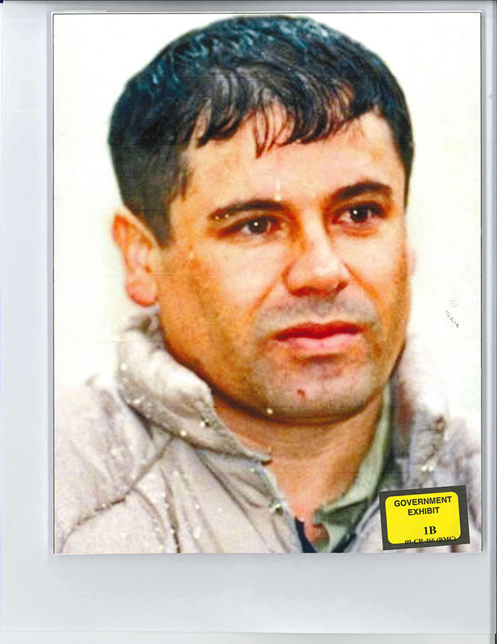 Drug lord 'El Chapo' gets life sentence plus 30 years