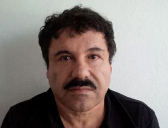 Mexican drug kingpin 'El Chapo' draws life sentence in USA  prison