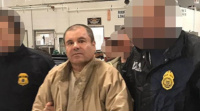 Trial of 'El Chapo': rare glimpse inside the drug world