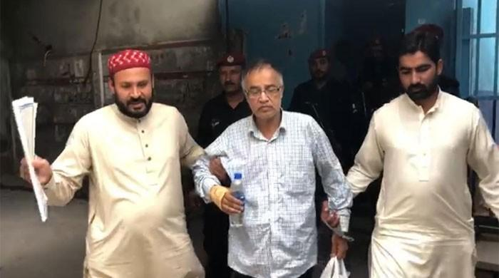 Main suspect who made judge Arshad Malik's video arrested