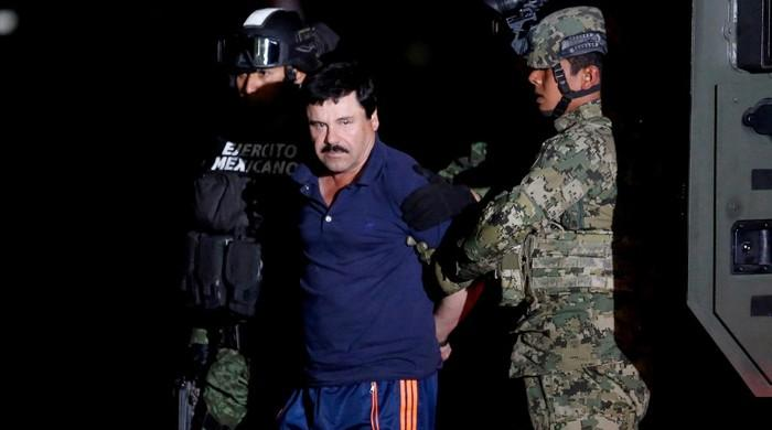 Mexican drug lord 'El Chapo' sentenced to life in jail