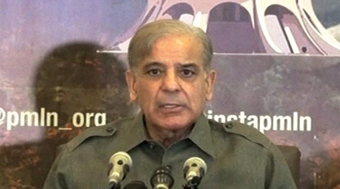Shehbaz says government's failure, incompetence being associated with PML-N