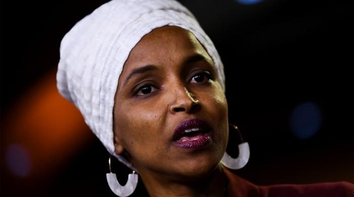 Ilhan Omar brands Trump as 'fascist' after 'send her back' taunts at MAGA rally