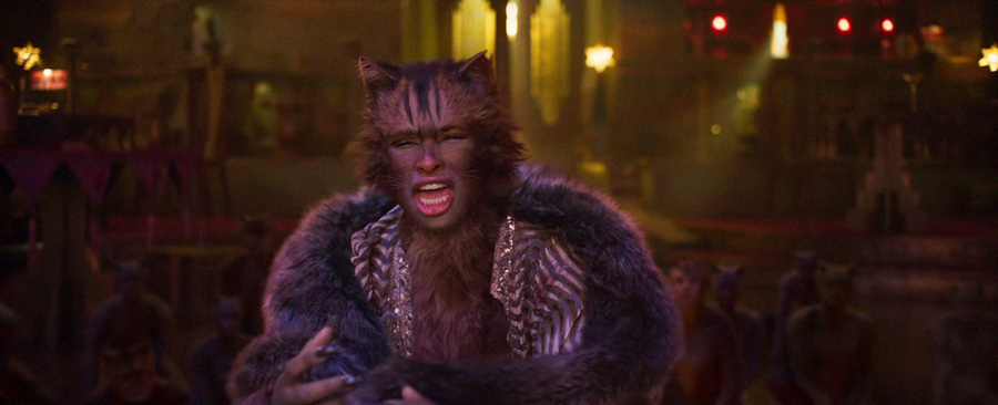 Jennifer Hudson. YouTube/CATS - Official Trailer [HD] by Universal Pictures/Screenshot via Geo.tv