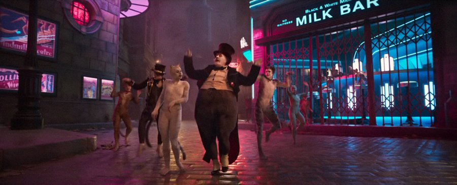 James Corden. YouTube/CATS - Official Trailer [HD] by Universal Pictures/Screenshot via Geo.tv