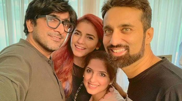 Ali Noor on the road to recovery