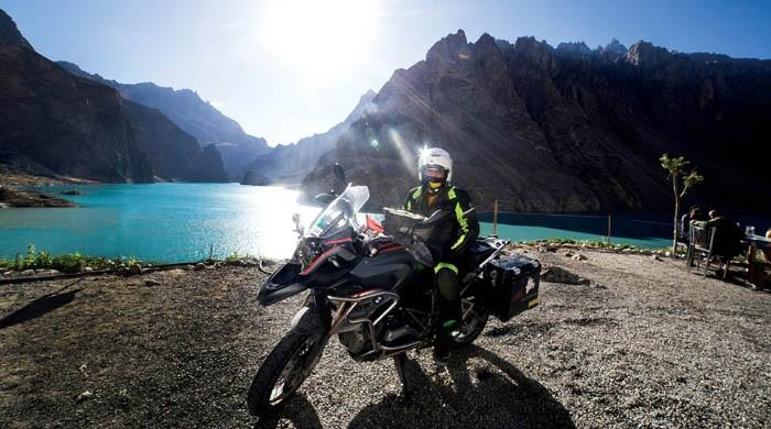 Motorcycle diaries: Ali Azmat to bike across Europe next month