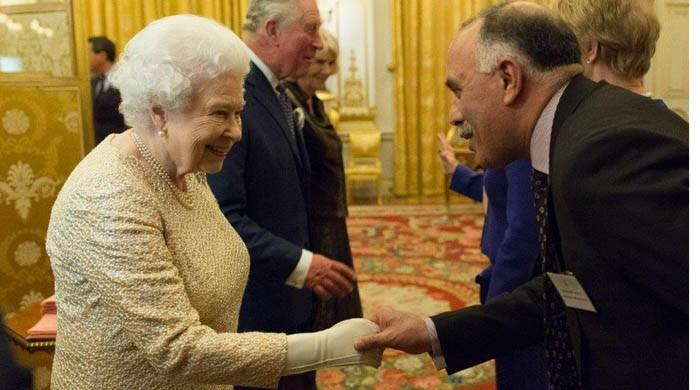 British-Pakistani entrepreneur appointed High Sheriff for Surrey