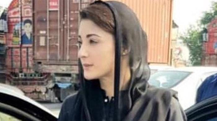 Maryam Nawaz lets her clothes do the talking