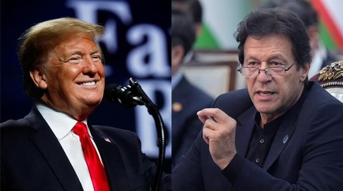 Trump wishes PM Imran tours White House, says FM Qureshi