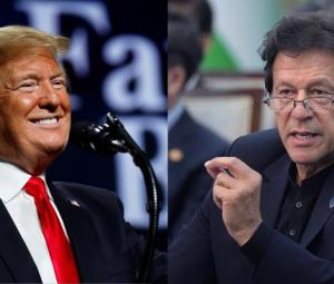 Trump, Imran to hold two meetings