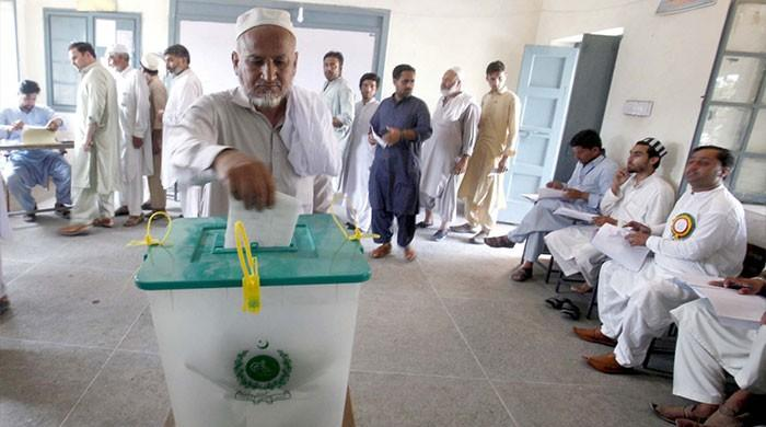 Polling concludes in historic KP-FATA elections