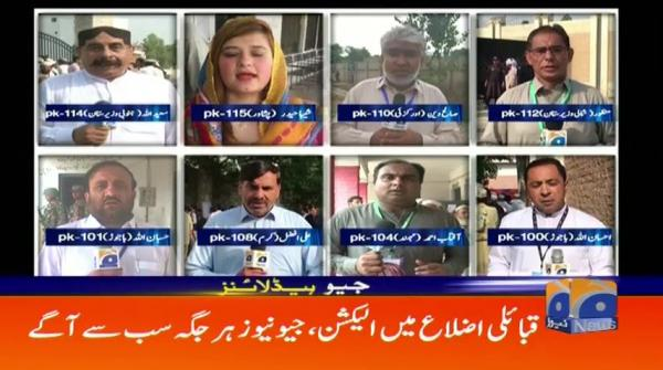 Geo Headlines - 08 AM | 21st July 2019