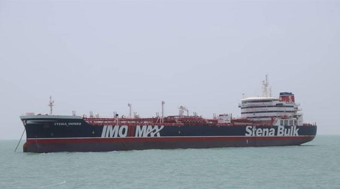 All 23 crew of seized British-operated tanker are safe: Iranian TV
