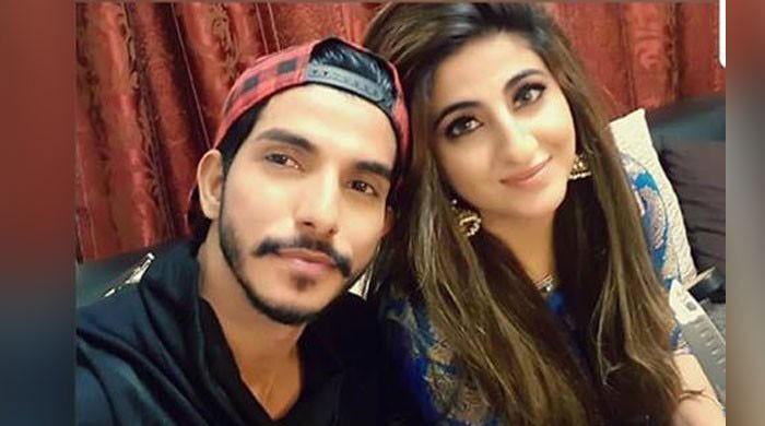 Actor Mohsin Abbas Haider's wife alleges physical abuse, cheating