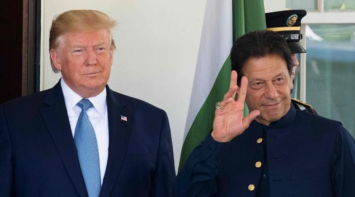Trump welcomes PM Imran to White House, offers to mediate Kashmir dispute