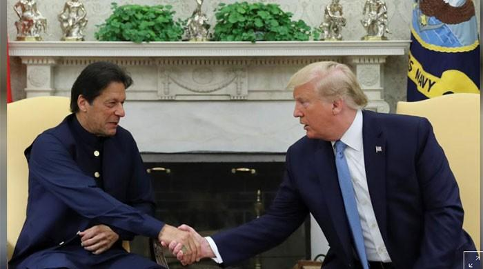 President Trump hints at restoring US aid to Pakistan