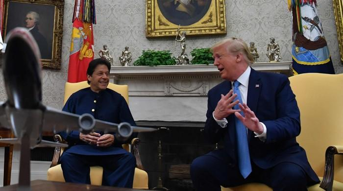 Pakistan will do everything to facilitate Afghan peace process, PM Imran assures Trump