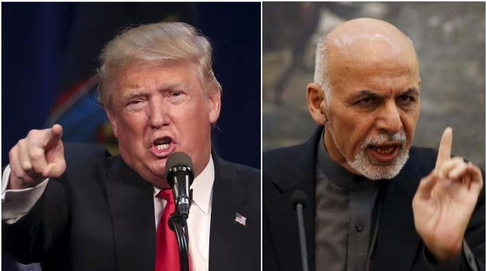 Afghan president Ghani seeks 'clarification' from US after Trump's war comments