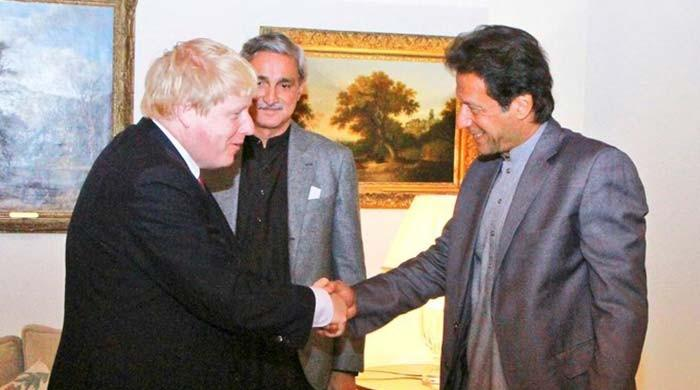 New British PM Boris Johnson's Pakistan connection