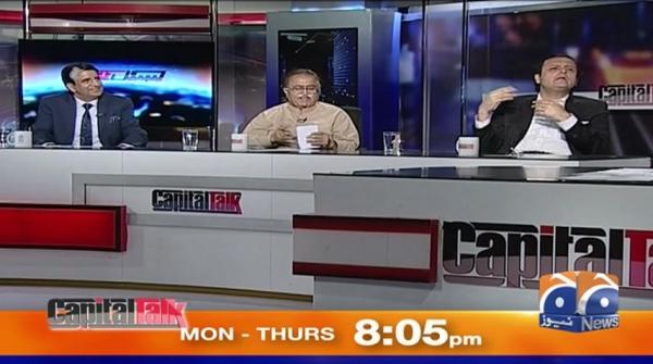 Capital Talk | Trump Nay Dora-e-Pakistan Ki Dawat Qubool Karli | 23 July 2019