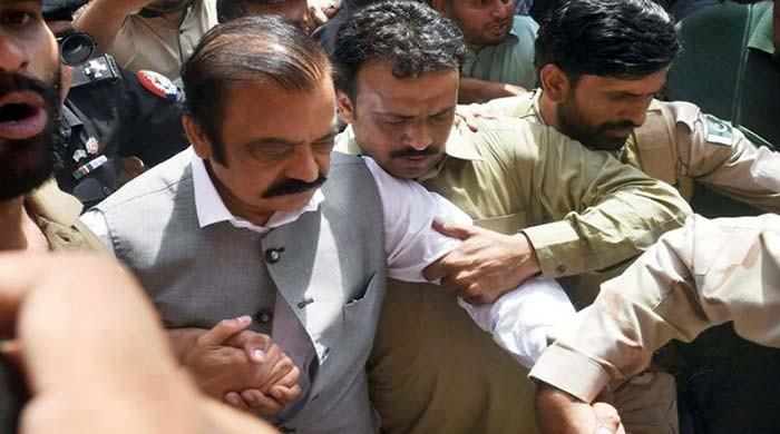 Rana Sanaullah admitted involvement in drug smuggling, claims ANF in challan