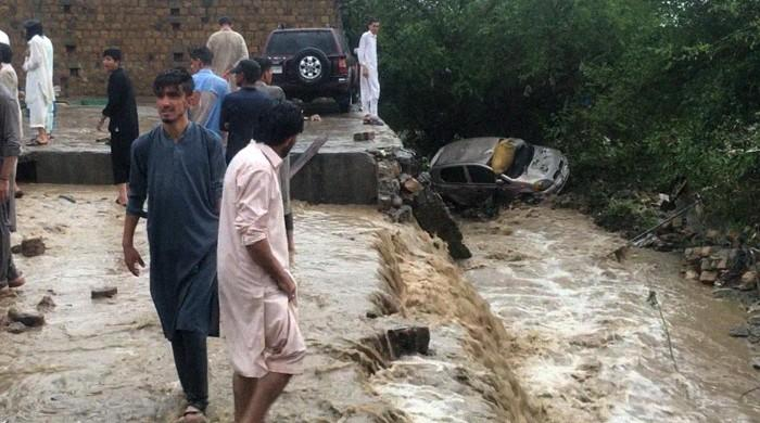 At least 22 injured as Parachinar rainstorm crumbles houses, downs power system
