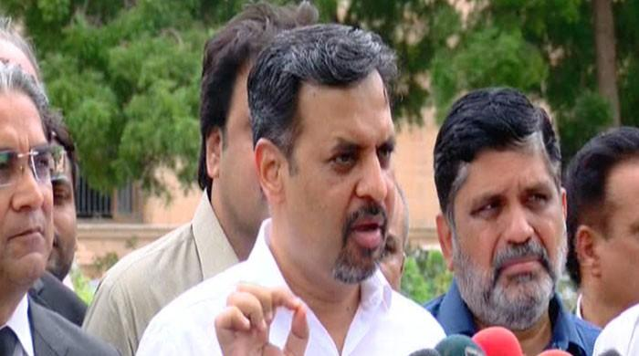 NAB sends legal notice to PSP Chairman Mustafa Kamal