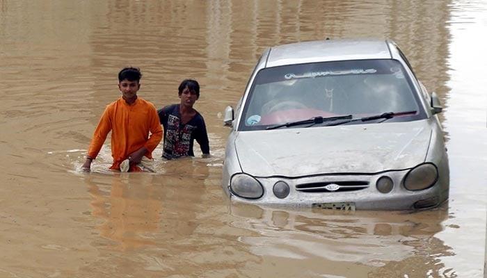 Heavy rain forecast for Karachi from Friday to Monday | Pakistan